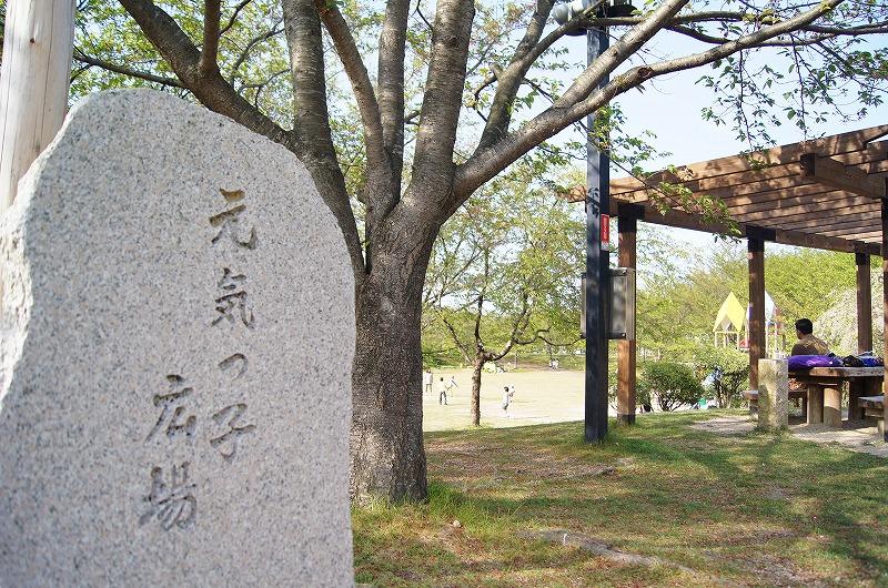 ちょっと大きい普通の公園元気っ子広場