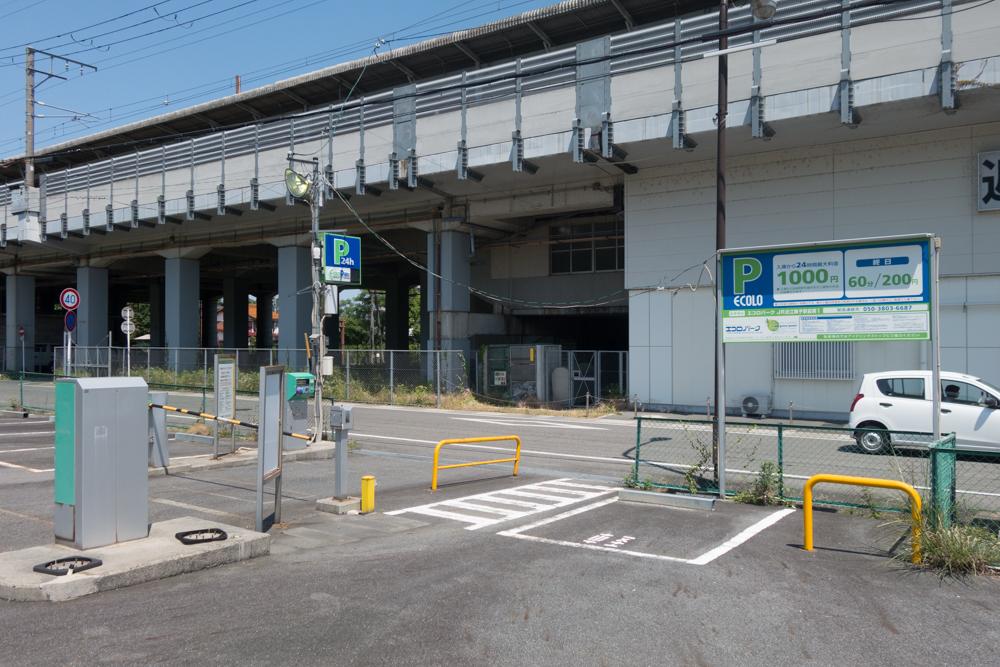 近江舞子まですぐ!湖西線の近江舞子駅の駐車場、周辺を調べてきました ...