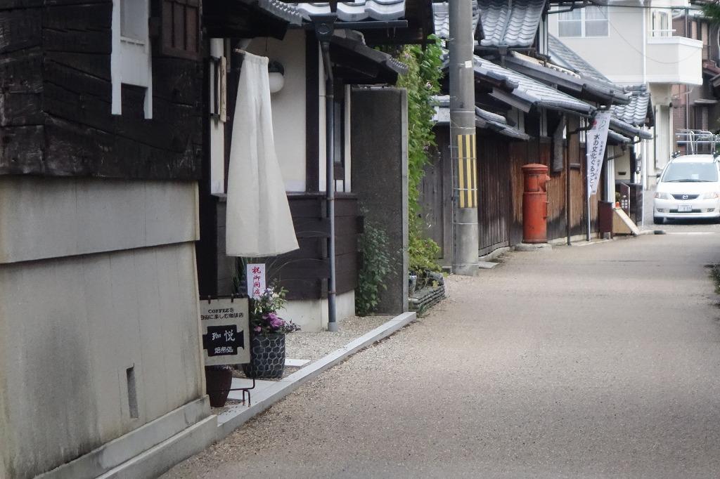 【東近江市の人気カフェまとめ】珈悦 焙煎処の外観(こうえつ ばいせんしょ)
