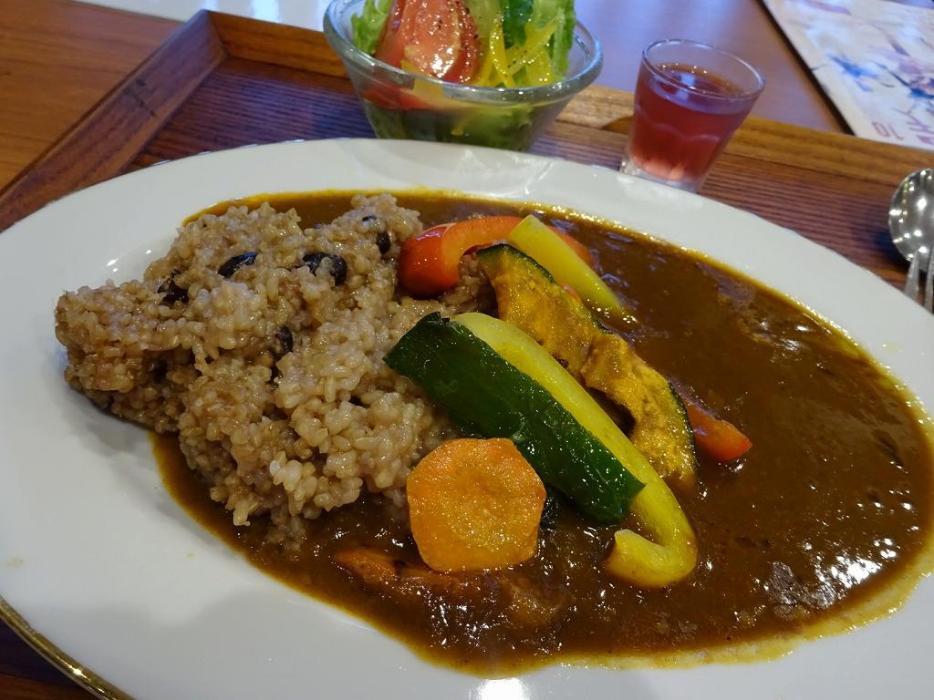 【守山市でおすすめの人気カフェまとめ】酵素浴&CAFE HAKUのランチメニュー